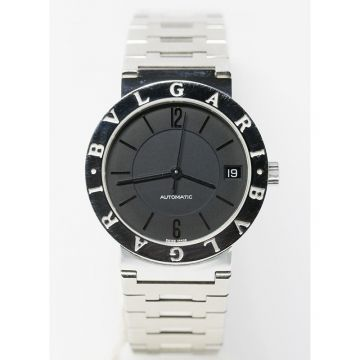 Pre-Owned Stainless Steel Bvlgari Scuba Watch - ESTSW01553