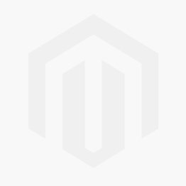 ArtCarved Joanna Contemporary Polished Rope Wedding Band in 14k White Gold