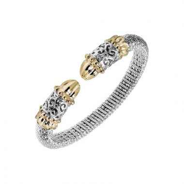 Alwand Vahan 14k Yellow Gold & Sterling Silver Bracelet