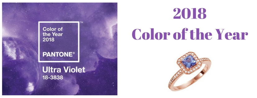 2018 Color of the Year - Ultra Violet