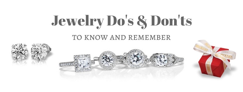 Jewelry Do's and Don'ts to Know and Remember