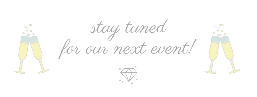 Stay Tuned for our Next Event!