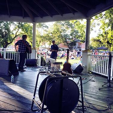 Old Saybrook Outdoor Concerts - Summer 2017