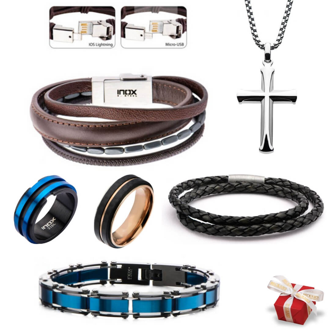 Inox Jewelry for Men