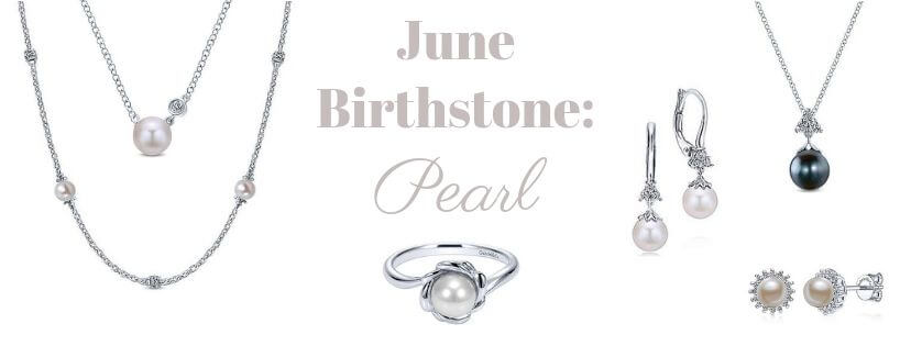 June Birthstone Pearl