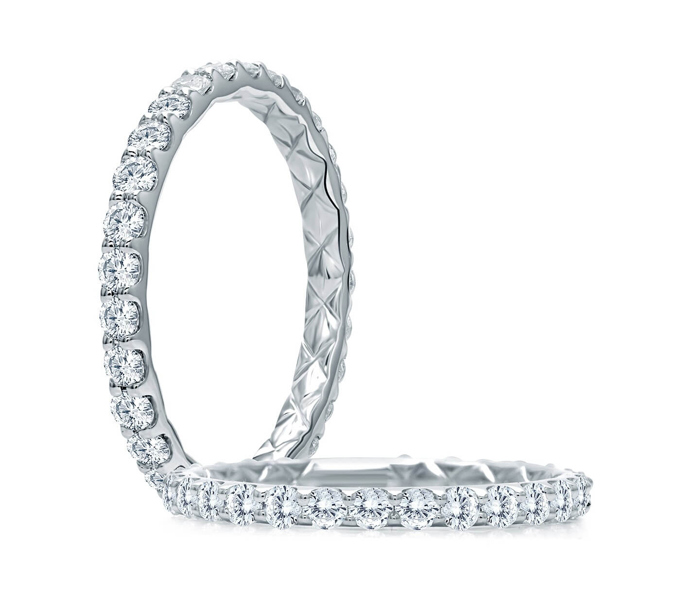 A.Jaffe eternity band